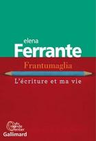 """Couverture du livre : """"Frantumaglia"""""""