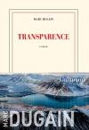 """Couverture du livre : """"Transparence"""""""