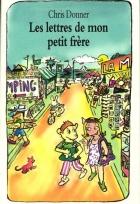 """Couverture du livre : """"Les lettres de mon petit frère"""""""