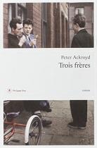 """Couverture du livre : """"Trois frères"""""""