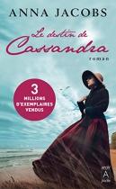 """Couverture du livre : """"Le destin de Cassandra"""""""