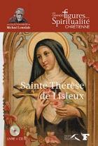"""Couverture du livre : """"Sainte Thérèse de Lisieux"""""""