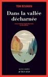 """Couverture du livre : """"Dans la vallée décharnée"""""""