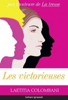 """Couverture du livre : """"Les victorieuses"""""""