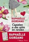 """Couverture du livre : """"Cupidon a des ailes en carton"""""""