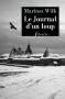 """Couverture du livre : """"Le journal d'un loup"""""""