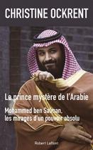 """Couverture du livre : """"Le prince mystère de l'Arabie"""""""