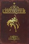 """Couverture du livre : """"La malédiction de l'épouvanteur"""""""