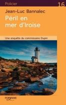 """Couverture du livre : """"Péril en mer d'Iroise"""""""