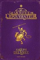 """Couverture du livre : """"Le sacrifice de l'épouvanteur"""""""