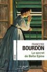 """Couverture du livre : """"Le secret de Belle Epine"""""""