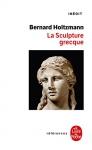 """Couverture du livre : """"La sculpture grecque"""""""