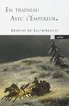 """Couverture du livre : """"En traîneau avec l'empereur"""""""