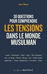 """Couverture du livre : """"30 questions pour comprendre les tensions dans le monde musulman"""""""