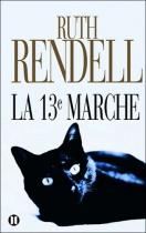 """Couverture du livre : """"La treizième marche"""""""