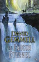 """Couverture du livre : """"Le faucon éternel"""""""