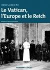 """Couverture du livre : """"Le Vatican, l'Europe et le Reich"""""""
