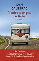 """Couverture du livre : """"Venise n'est pas en Italie"""""""