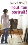"""Couverture du livre : """"Tout ton portrait"""""""