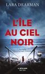 """Couverture du livre : """"L'île au ciel noir"""""""