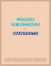 """Couverture du livre : """"Manifesto"""""""