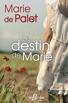 """Couverture du livre : """"Le destin de Marie"""""""