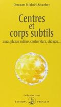 """Couverture du livre : """"Centres et corps subtils"""""""