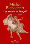 """Couverture du livre : """"Les amants de Pompéi"""""""