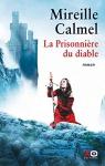 """Couverture du livre : """"La prisonnière du diable"""""""