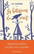 """Couverture du livre : """"Les bâtisseurs du vent"""""""