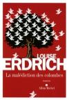 """Couverture du livre : """"La malédiction des colombes"""""""