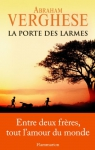 """Couverture du livre : """"La porte des larmes"""""""