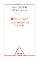 """Couverture du livre : """"Résilience, connaissances de base"""""""