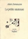 """Couverture du livre : """"La petite sauteuse"""""""
