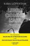 """Couverture du livre : """"Libre comme l'air"""""""