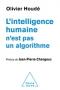 """Couverture du livre : """"L'intelligence humaine n'est pas un algorithme"""""""