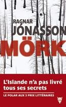 """Couverture du livre : """"Mörk"""""""