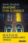 """Couverture du livre : """"Anatomie d'un scandale"""""""