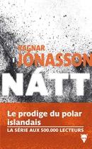 """Couverture du livre : """"Natt"""""""