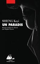 """Couverture du livre : """"Un paradis"""""""