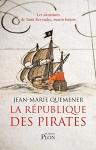 """Couverture du livre : """"La République des pirates"""""""