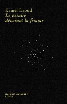"""Couverture du livre : """"Le peintre dévorant la femme"""""""