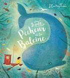 """Couverture du livre : """"Le petit pêcheur et la baleine"""""""
