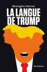 """Couverture du livre : """"La langue de Trump"""""""