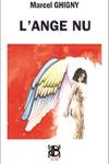 """Couverture du livre : """"L'ange nu"""""""