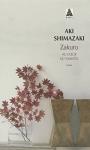 """Couverture du livre : """"Zakuro"""""""