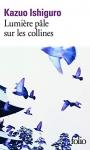 """Couverture du livre : """"Lumière pâle sur les collines"""""""