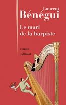 """Couverture du livre : """"Le mari de la harpiste"""""""
