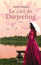 """Couverture du livre : """"Le ciel de Darjeeling"""""""