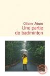 """Couverture du livre : """"Une partie de badminton"""""""